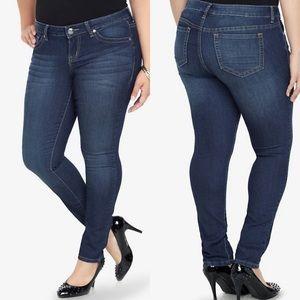 Torrid Tall Length Skinny Jeans
